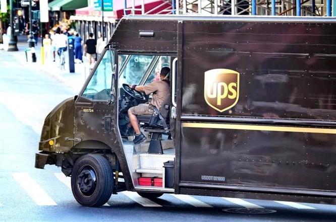 UPS nộp hồ sơ sáng chế về ứng dụng blockchain để theo dõi dữ liệu vận chuyển toàn cầu ảnh 1