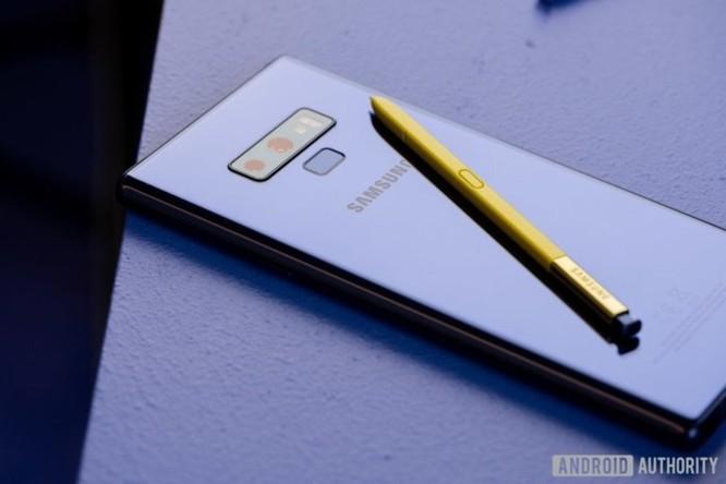 Giá cao chót vót, Galaxy Note 9 512 GB vẫn được người dùng lựa chọn ảnh 1
