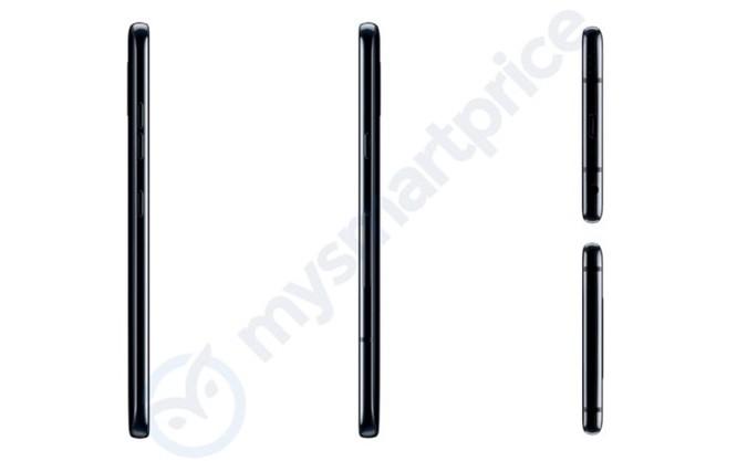 LG V40 ThinQ lộ diện: có 'tai thỏ' và 5 camera ảnh 2