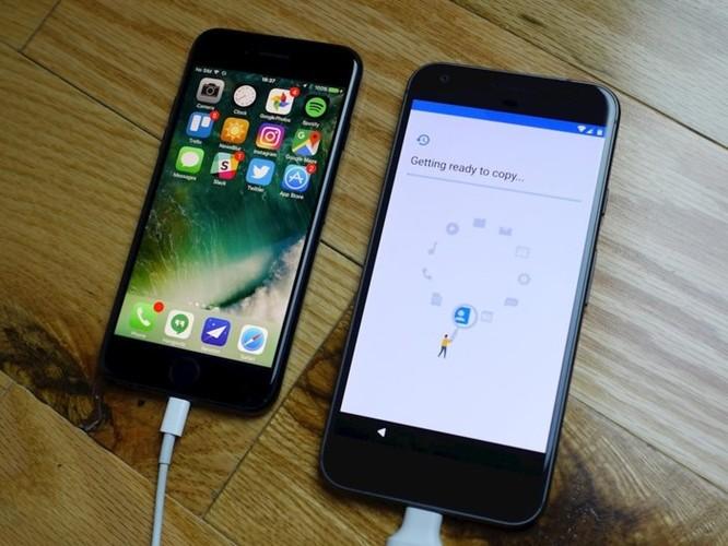 Vì sao mọi người bỏ iPhone sang Android và ngược lại ảnh 1