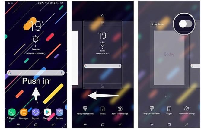 Cách tắt 5 tính năng phiền toái trên Samsung Galaxy S9 ảnh 2