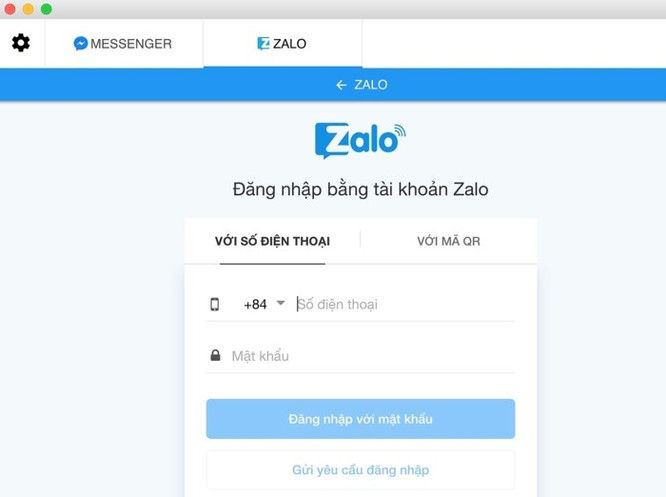 Cách đăng nhập nhiều tài khoản Messenger cùng lúc ảnh 3