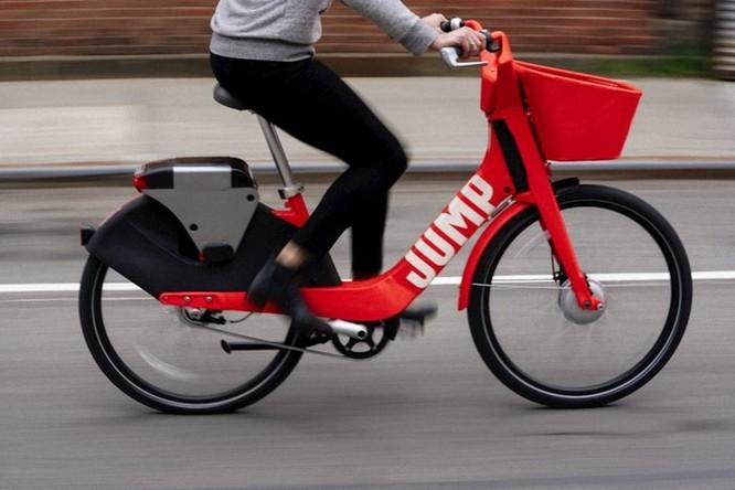 Uber sắp trở thành ứng dụng cho gọi cả ...xe đạp điện và xe máy điện ảnh 4