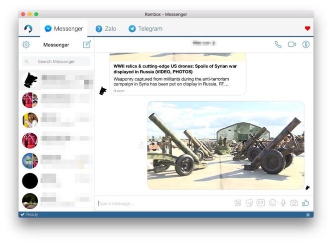 Cách đăng nhập nhiều tài khoản Messenger cùng lúc ảnh 5