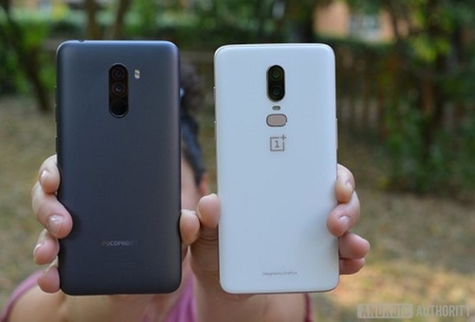 Pocophone F1 sẽ trở thành 'sát thủ iPhone X'? ảnh 8