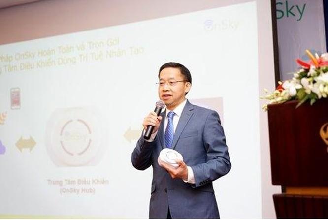 Doanh nhân gốc Việt làm smart home tại thung lũng Silicon ảnh 2