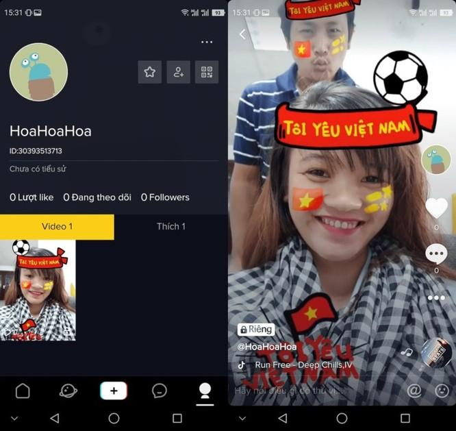 Cách tạo video vui nhộn ủng hộ Việt Nam tại Asiad 2018 ảnh 3