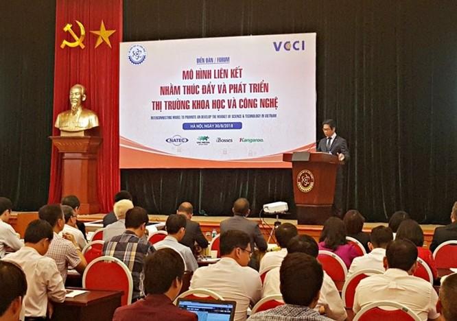 Chủ tịch VCCI: Trình độ công nghệ doanh nghiệp Việt lạc hậu, gần 60% vẫn sử dụng giải pháp tuổi đời trên 6 năm ảnh 1