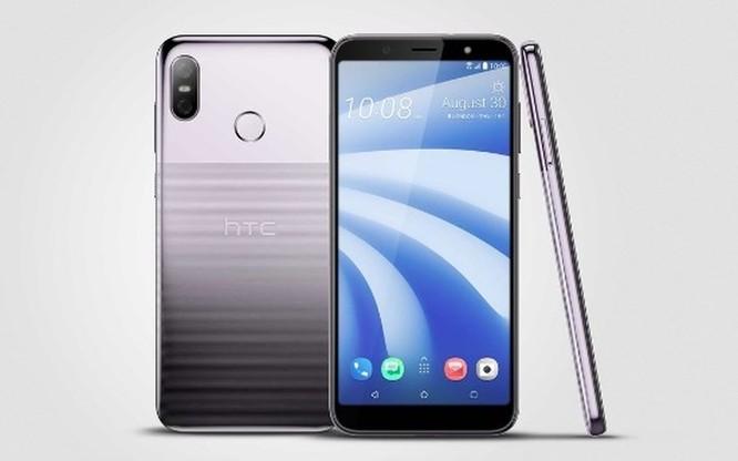 HTC U12 Life ra mắt: cấu hình tầm trung, màu sắc độc đáo ảnh 1