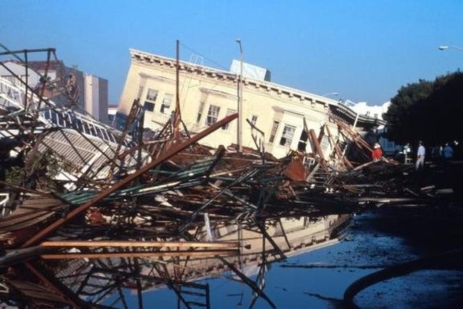 Google và trường Đại học Havard phát triển mô hình AI có thế dự đoán dư chấn động đất ảnh 1