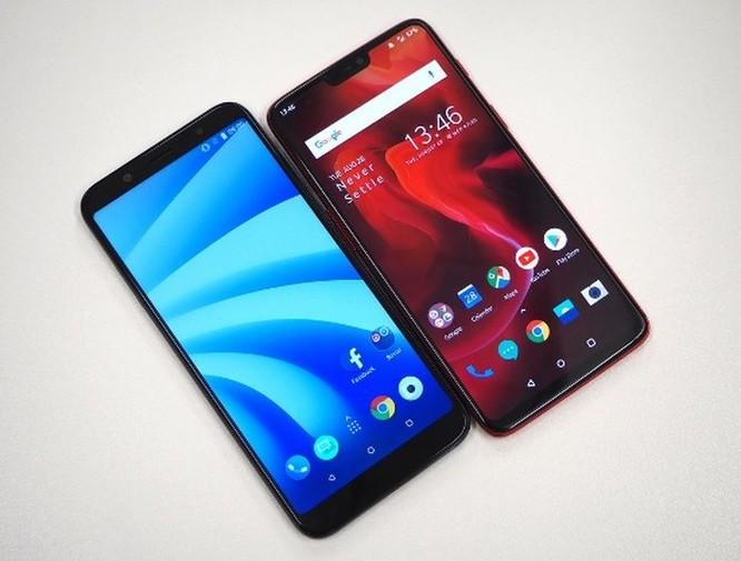 HTC U12 Life ra mắt: cấu hình tầm trung, màu sắc độc đáo ảnh 3