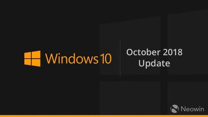 Bản cập nhật Windows 10 lớn tiếp theo đến vào tháng 10 ảnh 1