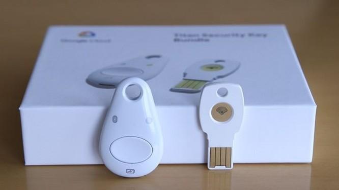 Google hợp tác với công ty Trung Quốc cho ra đời Thiết bị giữ tài khoản người dùng an toàn tuyệt đối ảnh 2