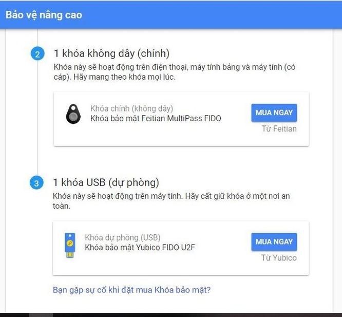 Google hợp tác với công ty Trung Quốc cho ra đời Thiết bị giữ tài khoản người dùng an toàn tuyệt đối ảnh 3