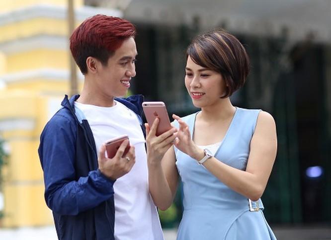 Số cặp đôi VinaPhone: Kéo gần khoảng cách! ảnh 1