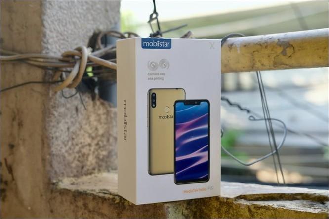 Mở hộp Mobiistar X, smartphone tai thỏ đầu tiên của Mobiistar ảnh 1