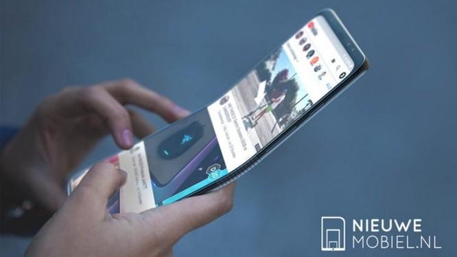 Samsung bán công nghệ màn hình gập cho Oppo, Xiaomi? ảnh 1