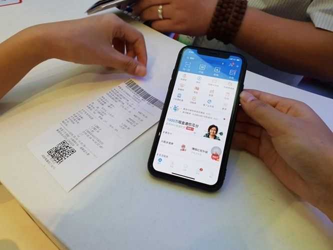 Ứng dụng thanh toán di động của Trung Quốc đang tràn vào Việt Nam ảnh 3