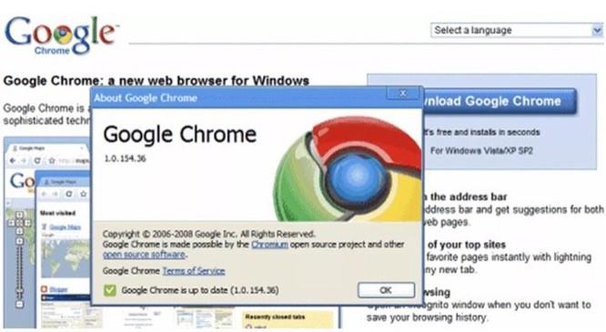 Nhìn lại 10 năm phát triển, Google Chrome đã qua mặt Internet Explorer như thế nào? ảnh 4
