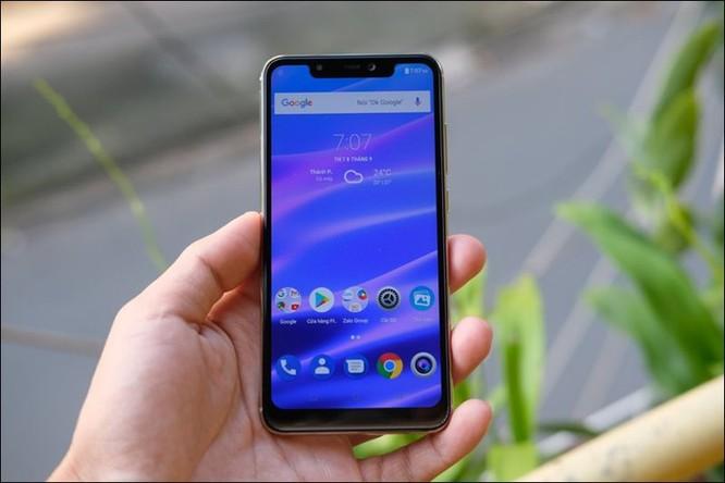 Mở hộp Mobiistar X, smartphone tai thỏ đầu tiên của Mobiistar ảnh 5