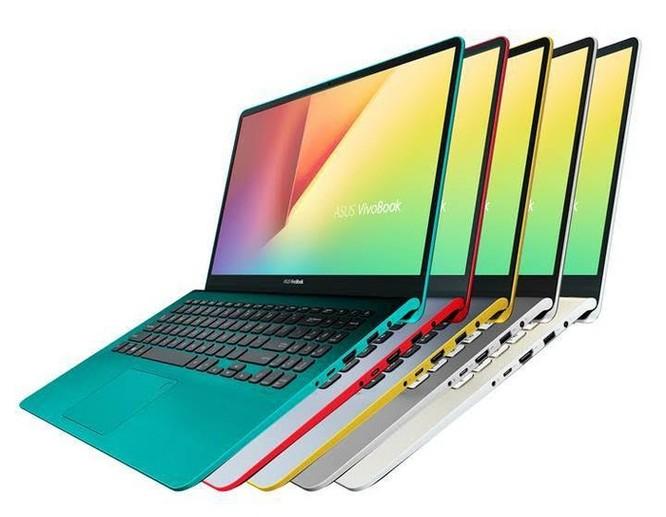 Laptop Asus VivoBook S thế hệ mới: Trẻ trung và hiện đại ảnh 1