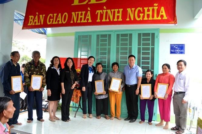 VNPT hỗ trợ 500 triệu đồng xây nhà tình nghĩa tặng gia đình chính sách tại Tây Ninh ảnh 1