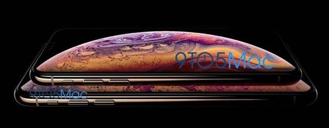 Loạn thông tin giá bán và tên gọi iPhone 2018 sát giờ ra mắt ảnh 1