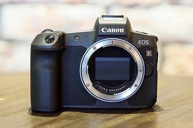 Canon ra mắt máy ảnh EOS R thế hệ mới ảnh 1