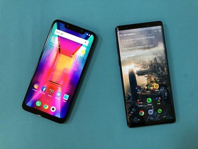 Giá bằng 1/4 nhưng Pocophone Poco F1 vượt Galaxy Note 9 về tốc độ ảnh 1