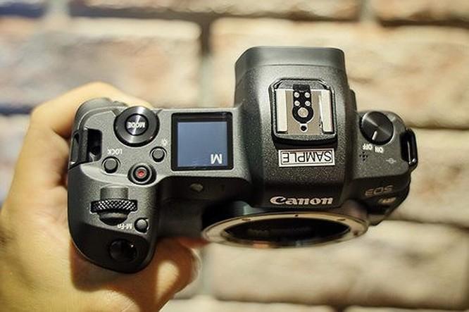 Canon ra mắt máy ảnh EOS R thế hệ mới ảnh 2