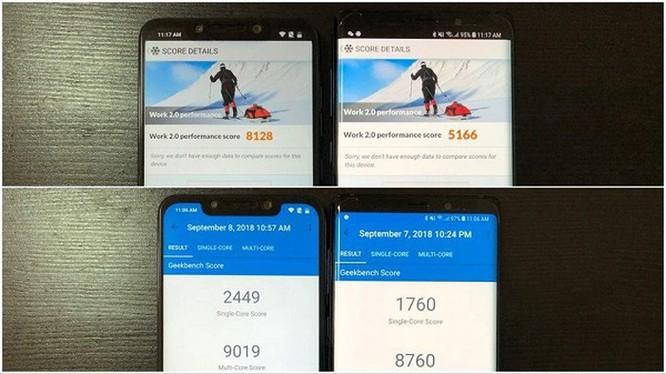 Giá bằng 1/4 nhưng Pocophone Poco F1 vượt Galaxy Note 9 về tốc độ ảnh 3