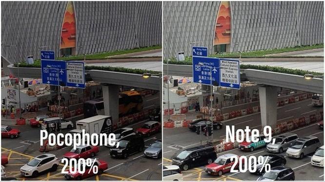 Giá bằng 1/4 nhưng Pocophone Poco F1 vượt Galaxy Note 9 về tốc độ ảnh 5
