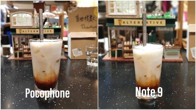 Giá bằng 1/4 nhưng Pocophone Poco F1 vượt Galaxy Note 9 về tốc độ ảnh 6