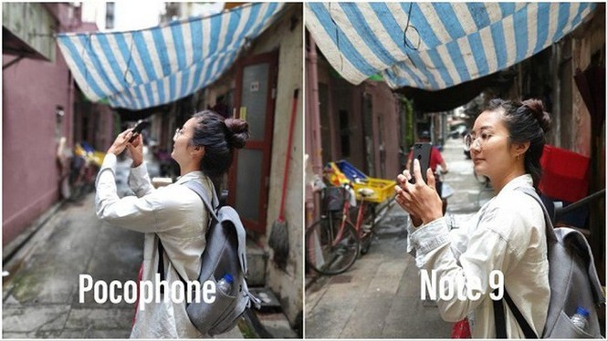 Giá bằng 1/4 nhưng Pocophone Poco F1 vượt Galaxy Note 9 về tốc độ ảnh 7