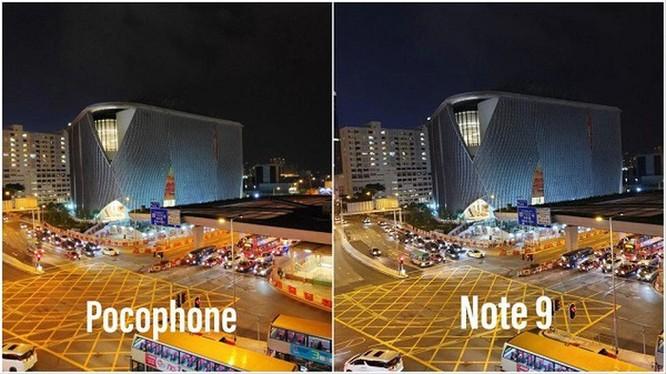 Giá bằng 1/4 nhưng Pocophone Poco F1 vượt Galaxy Note 9 về tốc độ ảnh 8