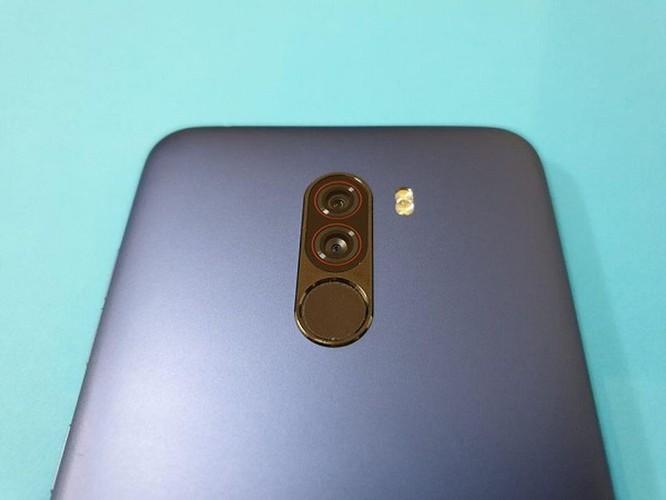 Giá bằng 1/4 nhưng Pocophone Poco F1 vượt Galaxy Note 9 về tốc độ ảnh 9