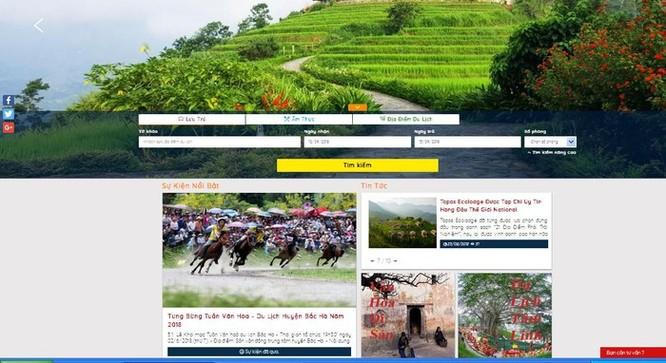 Lào Cai: 500 đơn vị đăng ký sử dụng phần mềm du lịch thông minh do VNPT phát triển ảnh 1