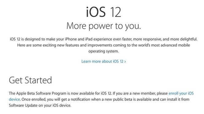 Cách cài đặt iOS 12 trước khi Apple phát hành ảnh 3