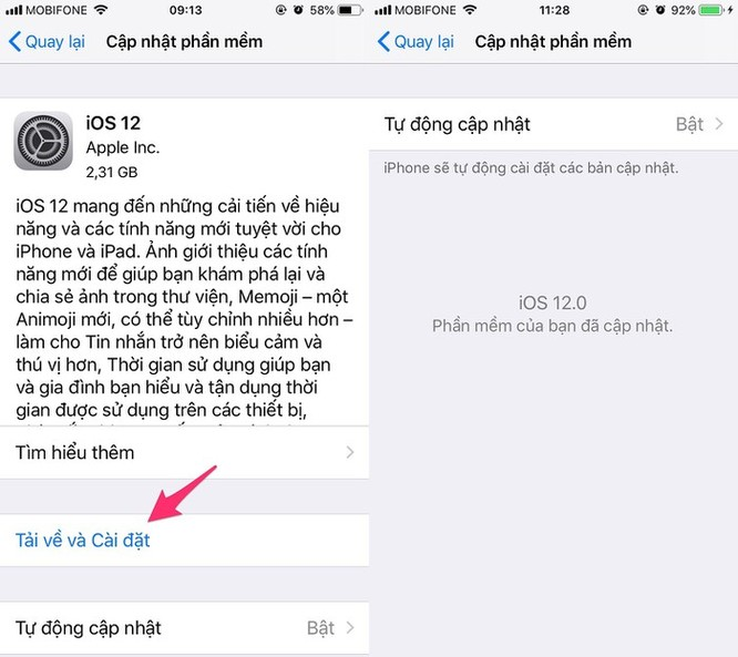 Cách cài đặt iOS 12 trước khi Apple phát hành ảnh 5