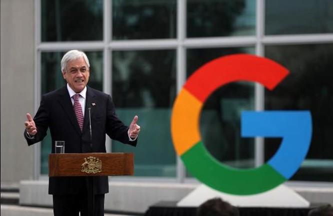 Google sẽ đầu tư 140 triệu USD để mở rộng trung tâm dữ liệu tại Chile ảnh 1