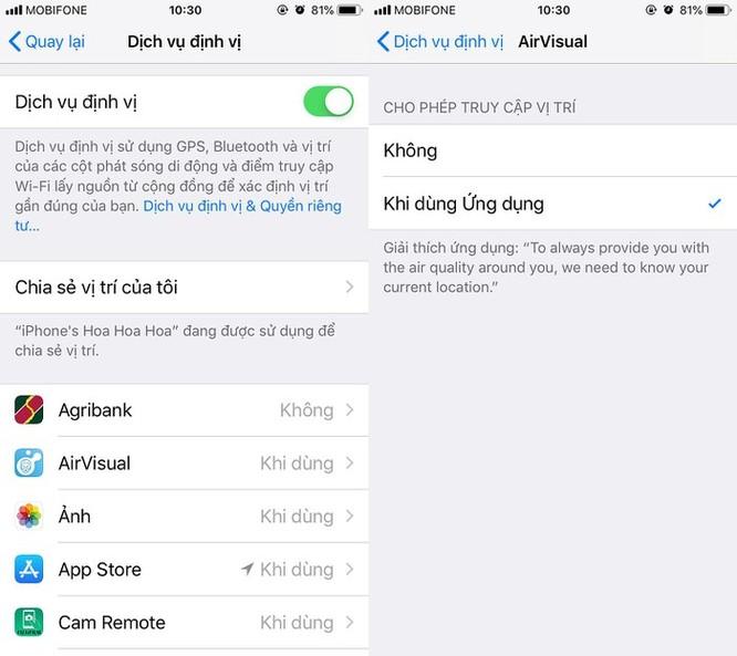 6 cách sửa lỗi hao pin trên iOS 12 ảnh 3