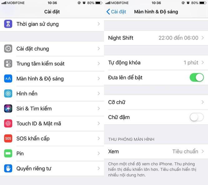 6 cách sửa lỗi hao pin trên iOS 12 ảnh 5