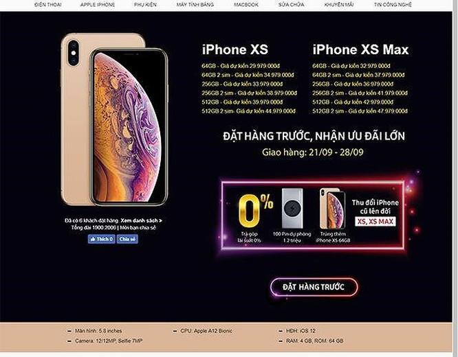 iPhone XS Max giá dự kiến 32 triệu đồng và 5 lý do nên mua ảnh 3