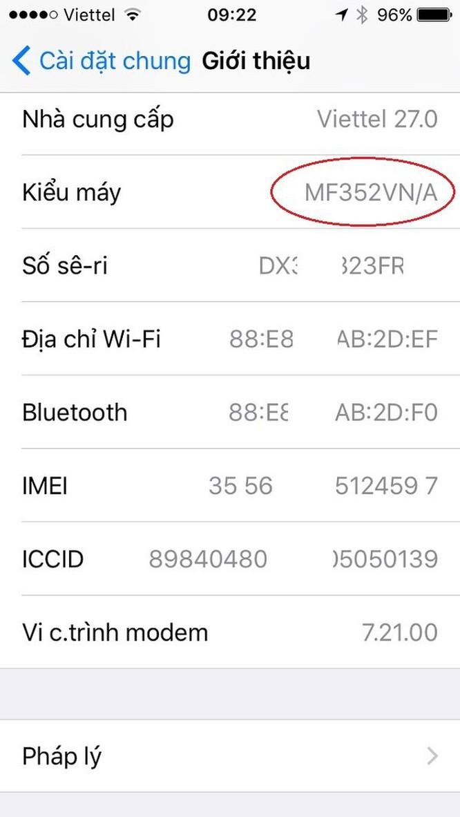 Hướng dẫn khi mua iPhone Xs Max 2 SIM vật lý ảnh 5