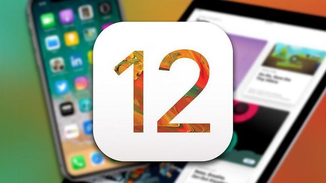 7 việc cần làm trước khi nâng cấp lên iOS 12 ảnh 1