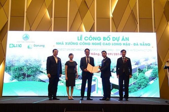 Đầu tư 1.000 tỷ đồng dự án Nhà xưởng đầu tiên tại Khu công nghệ cao Đà Nẵng ảnh 1
