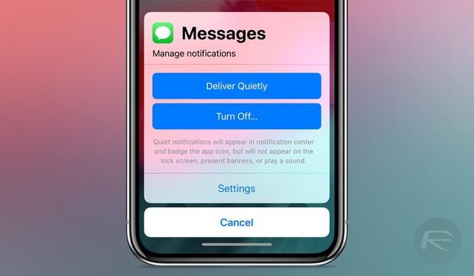 Điểm mặt những tính năng hữu ích trên iOS 12 ảnh 4
