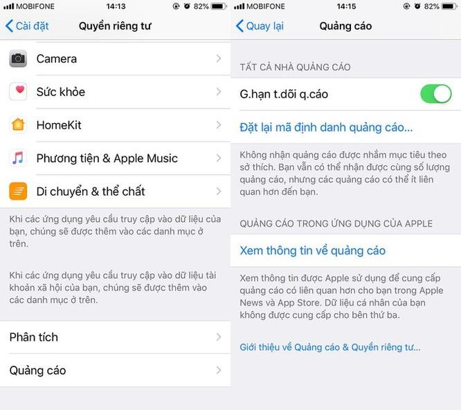 Danh sách 24 ứng dụng iOS bí mật ăn cắp dữ liệu ảnh 1
