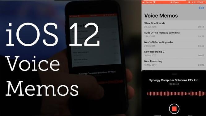 Điểm mặt những tính năng hữu ích trên iOS 12 ảnh 13
