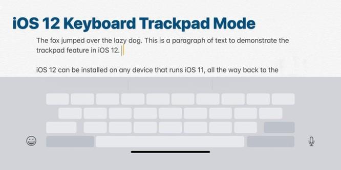 Điểm mặt những tính năng hữu ích trên iOS 12 ảnh 17